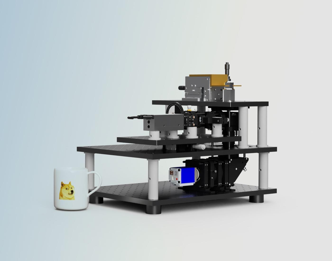 LiteTIRF Platform